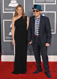 Diana Krall, Elvis Costello Stock Images