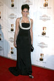 Diana Lansleen, dress by Yeaggy arrives at the 39th Annual Annie Awards Stock Photos