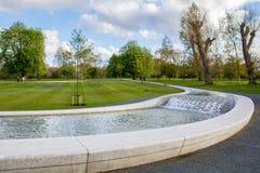 Diana Memorial Fountain Fotografía de archivo