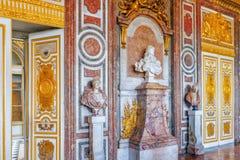 Diana pokoju salon w Versailles Obrazy Stock