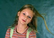 Diana Portrait Stockfoto