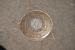 Diana Princess of Wales Memorial Walkway royalty free stock photos