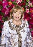 Diana Rigg chez Tony Awards 2018 Photographie stock libre de droits
