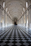 Diana's Gallery. In Venaria Reale (Italy) royal palace Stock Photography