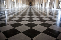 Diana's Gallery. In Venaria Reale (Italy) royal palace Stock Photos