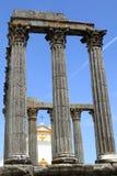 diana tempel Arkivbild
