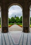 Diana Temple Interior Hofgarten Munich Germany Royalty Free Stock Photos
