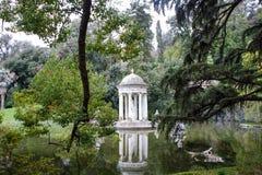 Diana temple stock image