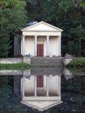 Diana's sanctuary in Arkadia romantic park in Poland Royalty Free Stock Photos