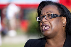 Diane Abbott MP Royalty Free Stock Photography
