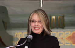 Diane Keaton Royalty Free Stock Photo