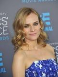 Diane Kruger imagens de stock royalty free