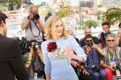 Diane Kruger foto de stock