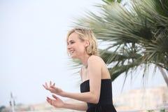 Diane Kruger assiste au ` dans le ` de Fade Aus Dem Nichts photographie stock libre de droits