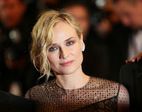 Diane Kruger attends the `In The Fade Aus Dem Nichts`. Premiere during the 70th Cannes Film Festival at Palais des Festivals on May 26, 2017 in Cannes, France stock image