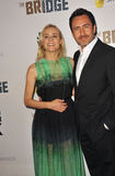 Diane Kruger & Demian Bichir Stock Photo