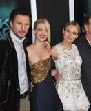 Diane Kruger,January Jones,Liam Neeson Stock Photo