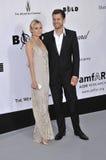 Diane Kruger, Joshua Jackson Royalty Free Stock Images