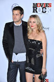 Diane Kruger, Joshua Jackson Royalty Free Stock Photos