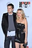Diane Kruger, Joshua Jackson Royalty Free Stock Photos
