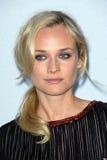 Diane Kruger, Karl Lagerfeld Royalty Free Stock Image