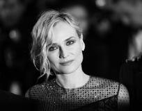 Diane Kruger woont ` in Fade Aus Dem Nichts ` bij stock afbeeldingen