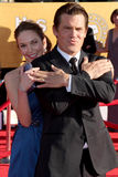 Diane Lane, Josh Brolin Royalty Free Stock Photography