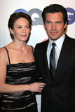Diane Lane, Josh Brolin Royalty Free Stock Images