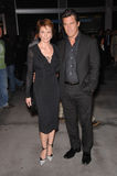 Diane Lane, Josh Brolin Stock Photos