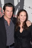 Diane Lane,Josh Brolin Royalty Free Stock Photos