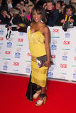 Diane Parish. Arriving for the National TV Awards 2014, at the O2, London. 22/01/2014 Picture by: Dave Norton / Featureflash Stock Image