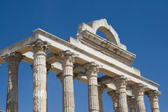 diane s tempel Royaltyfria Bilder