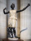 diane To jest rzeźba od louvre Fotografia Stock