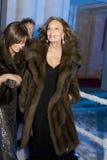 Diane von Furstenberg Stock Fotografie