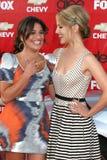 Dianna Agron, Lea Michele Obrazy Royalty Free