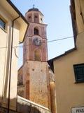 Diano Castello, drogi i ulicy, fotografia stock