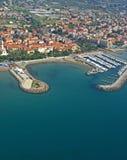 Diano Marina royalty free stock image