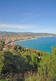Diano-Marina,italian Riviera Stock Photos