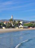 Diano Marina,italian Riviera,Liguria,Italy Royalty Free Stock Photos