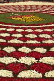 Diano Marina, Italy - June 10, 2007: Infiorata Lig Royalty Free Stock Photography
