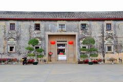 Diaolou, A Hakka specjalny Chiński styl Buling Zdjęcie Stock