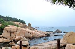 Diaoyutai sceneria Zdjęcia Royalty Free