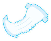 diaper vector illustratie