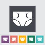 diaper stock illustratie