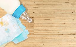 Diaper Royalty Free Stock Photos