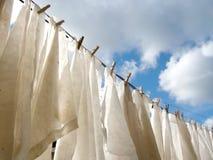 Diapers Drying stock photos