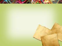 Diapositiva Imagen de archivo libre de regalías