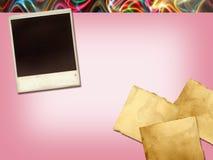 Diapositiva Foto de archivo libre de regalías