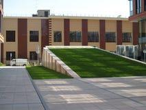 Diapositiva de la hierba Foto de archivo libre de regalías