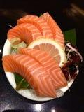 Diapositiva fresca de color salmón Foto de archivo libre de regalías